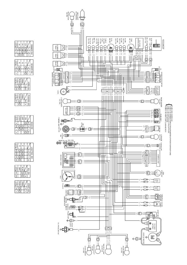 Isuzu Kb 250 Wiring Diagram